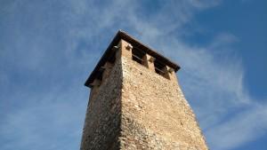 Burgturm in Kruja