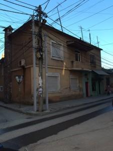Unterwegs in Tirana