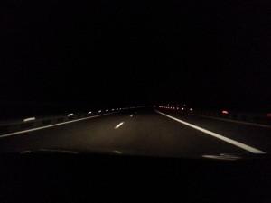 Autobahn in Rumänien