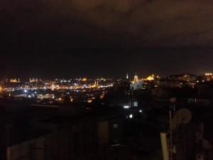 Nächtliches Istanbul