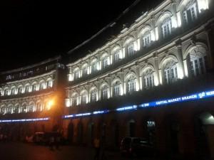 Mumbai bei Nacht