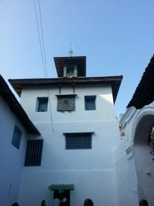 Die Synagoge in Kochin