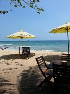 Nordwestlicher Strand auf Phuc Quoc