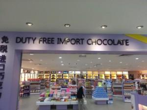 Steuerfreie Schokolade :D