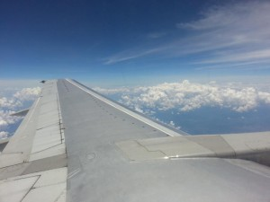 Auf dem Weg nach Kuala Lumpur