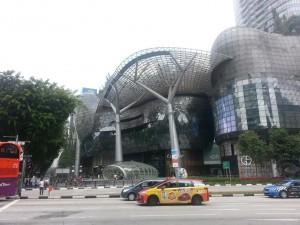 Shoppen in Singapore