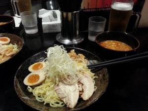 Abendessen - Tsukemen