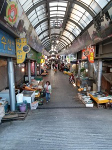 Der Sungdong Markt