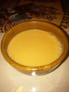 Weckt Erinnerungen an Indien: Chai Tee