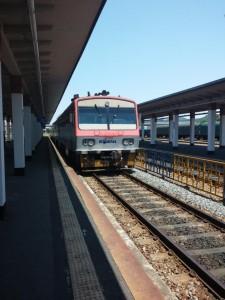 Der Zug nach Busan