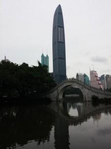Litchi Park in Shenzhen