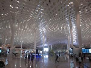 Flughafen in Shenzhen