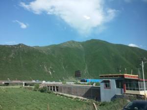 Auf dem Weg nach Xiahe