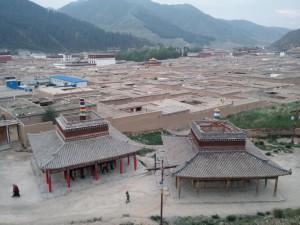 Das Kloster in Xiahe