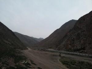 Die Umgebung von Xiahe