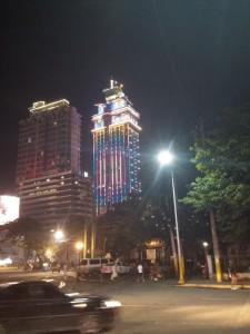 Cebu bei Nacht