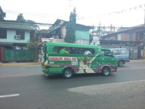 "Jeepney - ""Busersatz"" in Cebu"