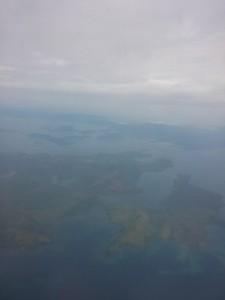 Flug nach Siargao