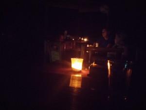 Stromausfall aus Siargao