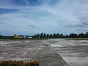 Flughafen Siargao