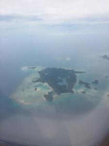 Flug nach Cebu