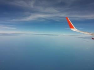 Flug nach Singapore