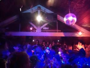 In der Disko