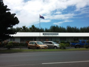 Parlament der Cook Islands
