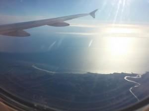 Flug nach San Francisco