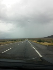 Auf dem Weg nach Las Vegas
