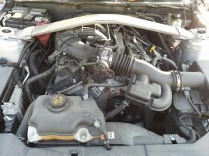 Mustang - 3,7l V6 Motor