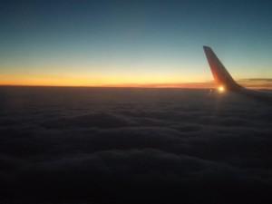 Auf dem Weg nach NY