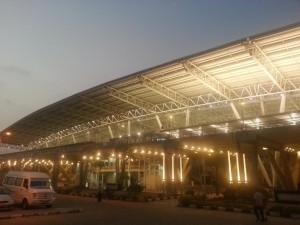 Flughafen Chennai