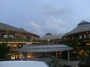 Die Beachwalk Mall in Bali