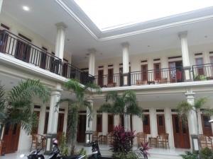 Unser Hotel in Kuta, Bali