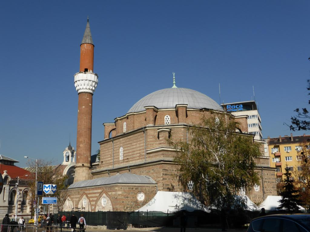 Moschee in Sofia