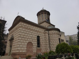 Die ehemalige Krönungskirche in Bukarest