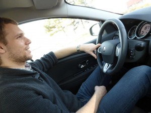 Jens - unser Chauffeur
