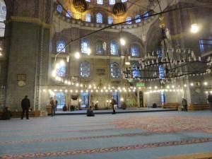 In der Neuen Moschee