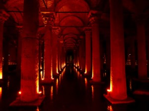 Basilic Cistern