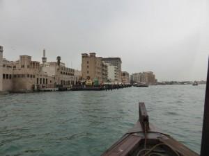 Eine Bootsfahrt ... die war nass