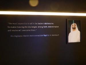 Das erklärt so einiges für Dubai