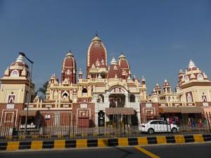 Laxmi Narayan Birla Mandir Tempel