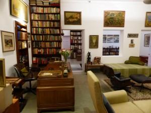 Ehemaliges Arbeitszimmer von Indira Ghandi