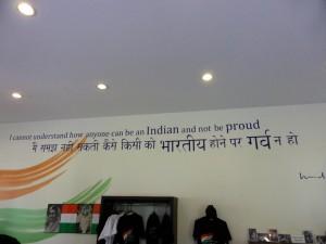 Zitat Indira Ghandis
