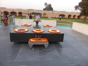 Mahatma Ghandi Denkmal