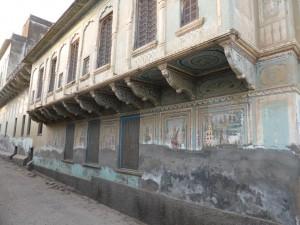 Havelis in Mandawa