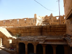 Die zerfallende Festung