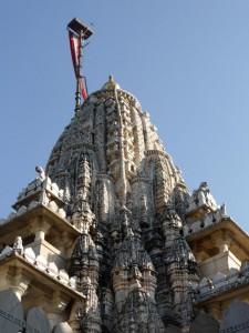 Haupttempel  Chamukha Mandir in Ranakpur