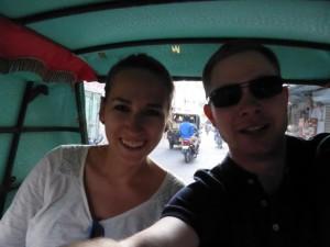 Tuktuk Fahrt